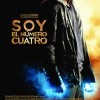 soy el numero 4 poster cartel