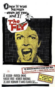 La mosca 1958 The fly original cartel poster
